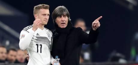 'Medelijden met bondscoach Löw na hoopgevend duel'