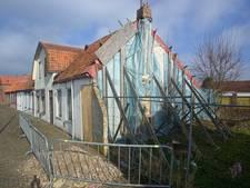 Sluise raad wil snel sloop van huizen aan Haven Aardenburg