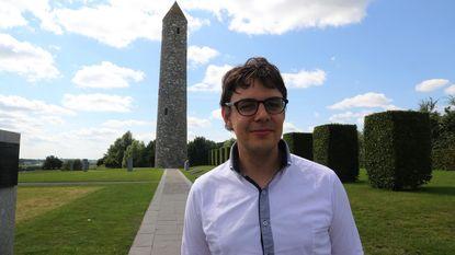 Noord-Ierse jongeren herdenken twintig jaar Vredespark