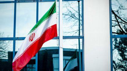 50 actievoerders houden vredeswake naar aanleiding van oorlog tegen Iran