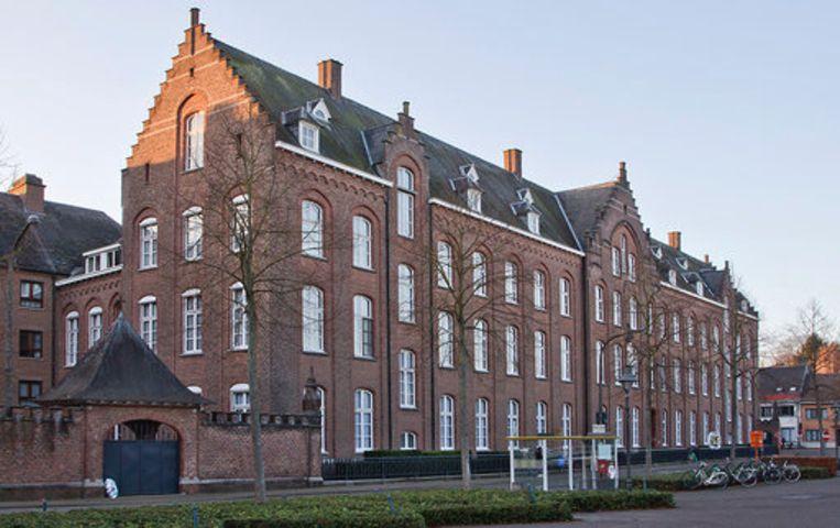 Het kloostergebouw in Vorselaar