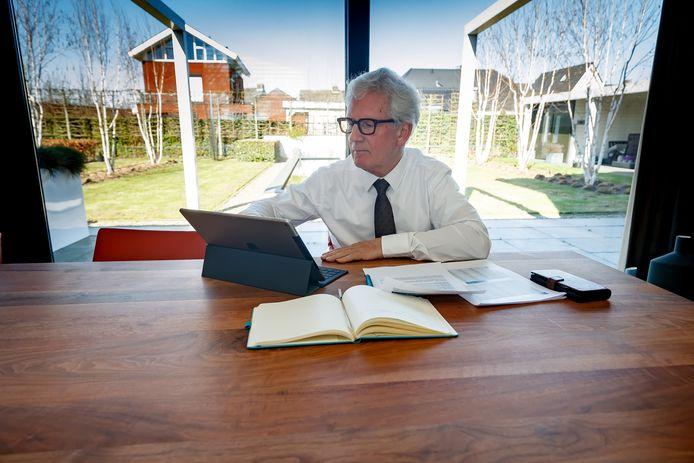 Burgemeester Jac Klijs begrijpt dat 'de aard van het bedrijf voor overlast kan zorgen'.