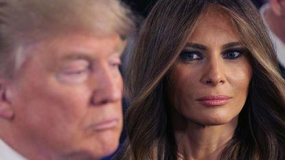 Journalist die Melania Trump 'hoer' noemde op vingers getikt