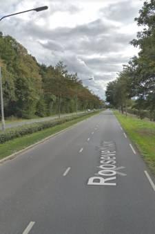 Met 128 km per uur scheuren over Rooseveltlaan in Terneuzen: rijbewijs direct ingevorderd