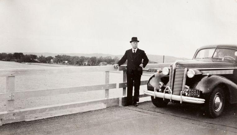 Dominee Henri Kersten passeerde tijdens zijn reis in 1939 onder andere de Mississippi. Beeld Frank Castelein