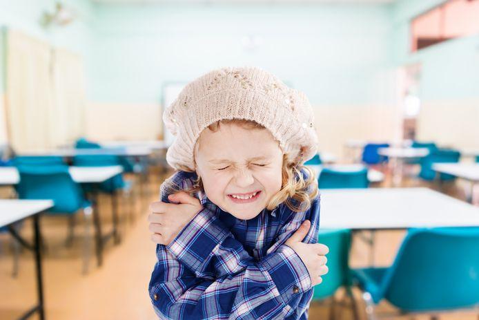 Zitten onze kinderen straks rillend in het klaslokaal?