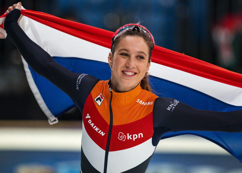 Shorttracker Suzanne Schulting is opnieuw Europees kampioen bij de Europese kampioenschappen shorttrack in Hongarije.