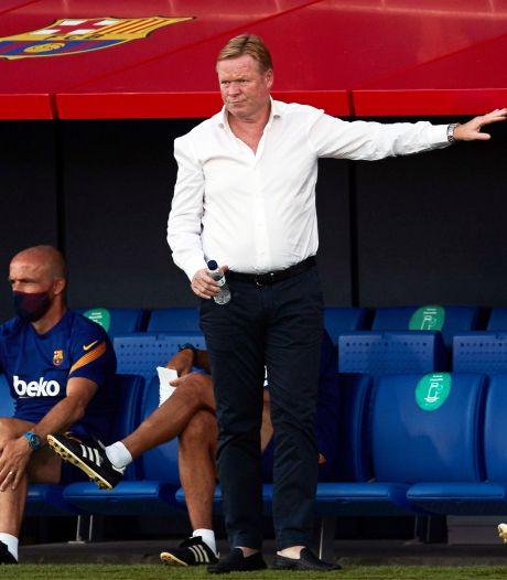 Koeman geeft advies aan opvolger De Boer: 'Bijt van je af en vaar je eigen koers'