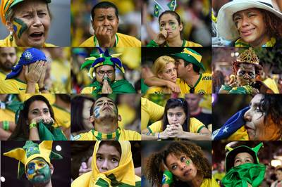 Fotoserie | Het trauma van de 7-1 bestaat niet in Brazilië