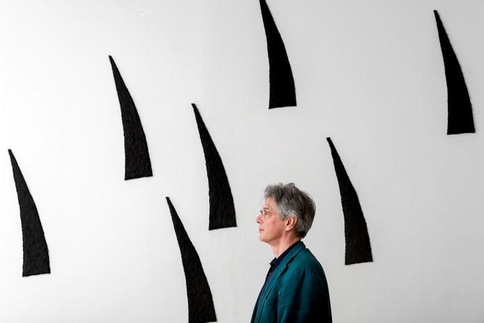 Kunstenaar Paul van Dijk uit Den Bosch exposeerde eerder bij galerie Miek van Schaijk in Den Bosch. Vanaf 8 september zijn zijn werken, samen met die van twaalf andere kunstenaars uit Den Bosch, te zien in KEG EXPO in Schijndel.