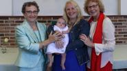 Baby Frauke vervolledigt viergeslacht in vrouwelijke lijn