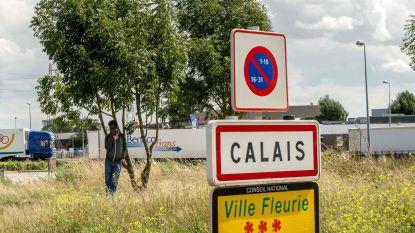 Negentien migranten onderschept op Kanaal voor kust van Pas-de-Calais
