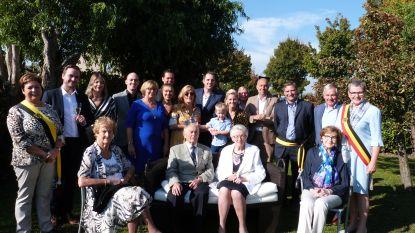 70 jaar getrouwd: 'Champetter de Rynck' viert platina jubileum