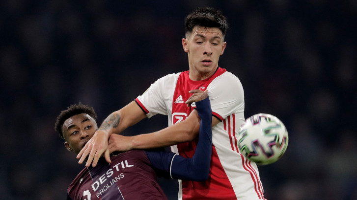 Samenvatting   Ajax - Willem II