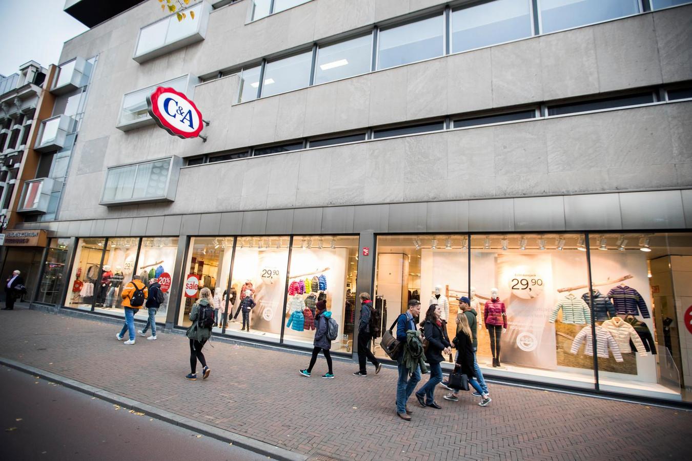 C a investeert meer dan een miljard in modernisering for Exterieur winkel