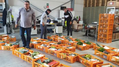 """Stad organiseert bedeling nu voedselbanken sluiten: """"Kom voedsel schenken"""""""