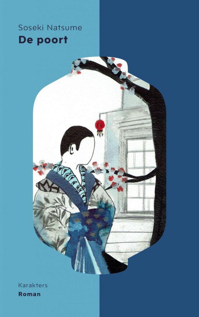 Fictie, Soseki Natsume, De Poort, Karakter, €22,50, 328 blz.  Beeld