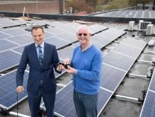 Vught wil zonnepanelen op energieverslindende sporthal