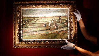 Vroeg werk van Van Gogh brengt onverwacht 7 miljoen op