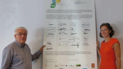 Horebeke gaat mee voor klimaatgezond Zuid-Oost-Vlaanderen