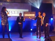 Gala levert 250.000 euro op voor Vrienden van Jeroen Bosch Ziekenhuis