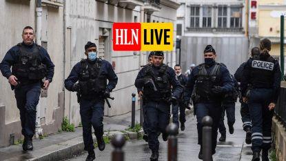 LIVE. Vier gewonden bij mesaanval vlakbij vroegere kantoor Charlie Hebdo: dader opgepakt, scholen in de buurt in lockdown