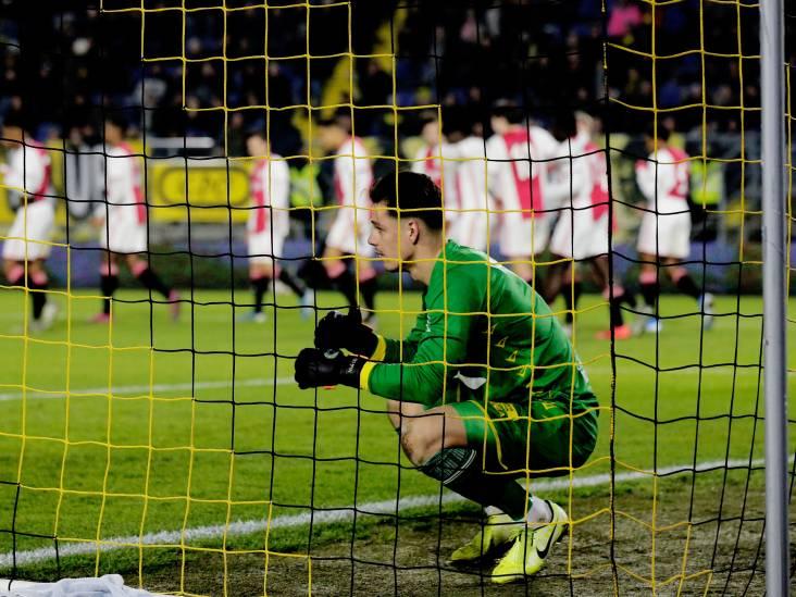 NAC raakt nog verder achterop na kansloze nederlaag tegen Jong Ajax