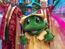 Goors jeugdcircus Caroly steelt de show op Tina Festival Duinrell