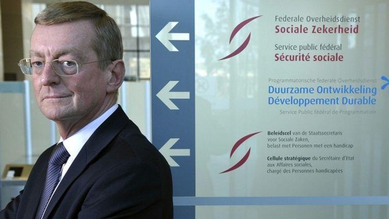 Jean-Claude Heiman, directeur-generaal van de sociale inspectie, slaat alarm.