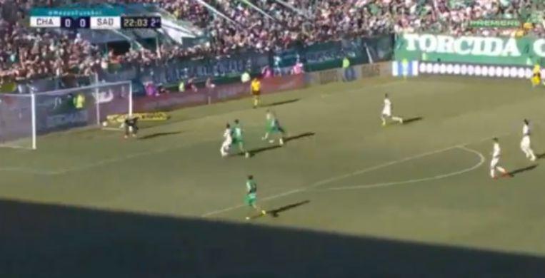 Leandro Pereira scoorde.