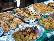 Syriërs vieren Suikerfeest bij LEVGroep in Helmond