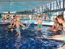 Blije gezichten in Ir. Ottenbad en Speelpark De Splinter