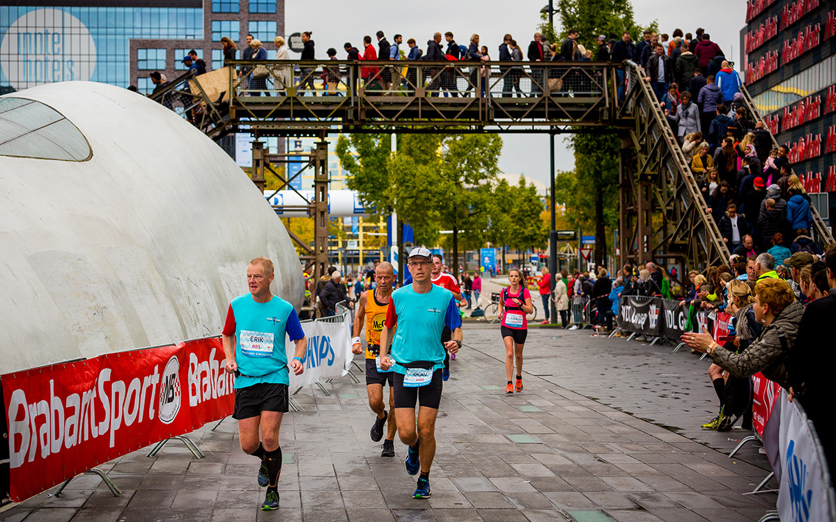 Het eerste project van Vitality Living lab richt zich op minder blessures tijdens en een betere beleving van de Marathon Eindhoven.