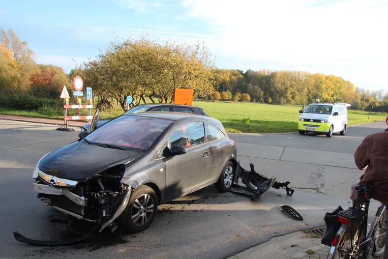 Het kruispunt Prison in Wanzele heeft al jaren een slechte reputatie wat ongevallen betreft.