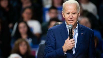 Biden wil aanhaken bij Sanders in South Carolina