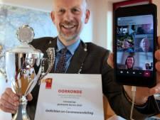 Prijzen voor vrijwilligers in Buren hebben een bijzondere naam dit jaar: Corona Cups