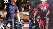 Fietsverslaafd? Bauke Mollema daags na Giro alweer de fiets op