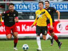 Langdurig vastgelegde Schouten mikt mét NAC op eredivisie: 'In deze competitie is nog een hoop mogelijk'
