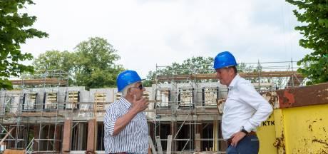 Voormalig krakershol in Wissel maakt plaats voor luxe appartementen: 'het worden prachtige gebouwen'