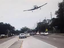 Vliegtuig maakt noodlanding op weg in Florida