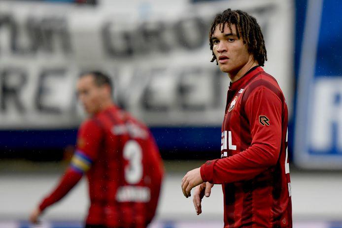 Van den Bogert heeft toekomst bij Willem II.