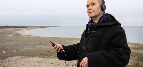 Engelen blijven zingen rond 'kosmische' Houtribdijk: 'Ontroerend'