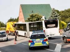 Friese getuige mesaanval Lübeck: 'Ik voelde dat zijn rugzak heet was'