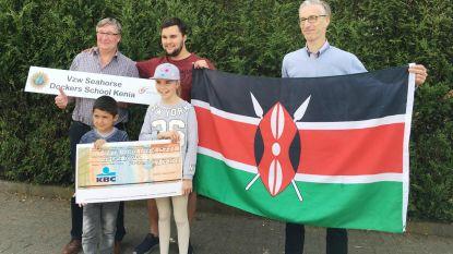 Leerlingen verzamelen 3.771 euro voor Keniaanse school