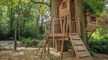 """Politie houdt extra oogje in het zeil in Noordhofpark: """"De boomhut is voor kinderen en dient niet als hotel of drugshol"""""""