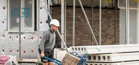 Aantal werkloze bouwvakkers in half jaar gehalveerd