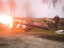 Verbod op carbid schieten op zondag in Neder-Betuwe