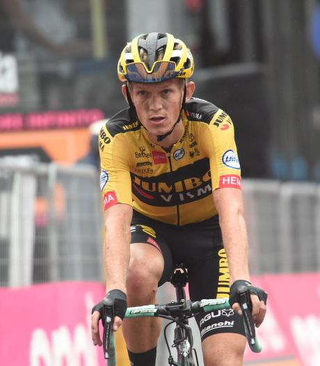 Koen Bouwman schildert na vertrek uit Giro nu maar thuis de trap: 'Agenten in hotel hadden overal lak aan'