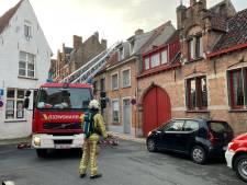 Leerlingen melden schouwbrand vanuit hun leslokaal, maar brandweer kan geen brandhaard vinden
