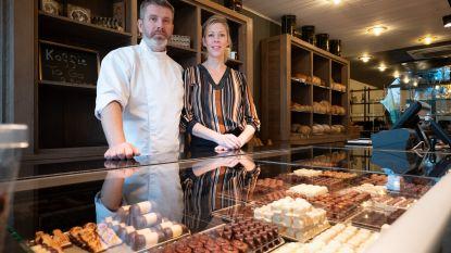 """Chocolatier opent eetzaak: """"De passie voor chocolade heb ik van Gauthier"""""""
